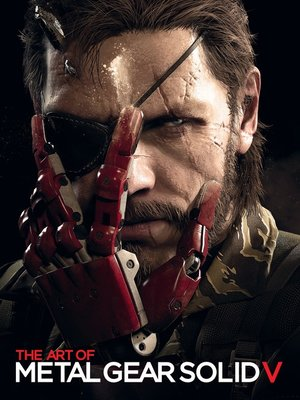 cover image of The Art of Metal Gear Solid V