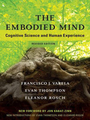 cover image of The Embodied Mind, revised edition