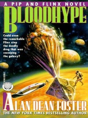 cover image of Bloodhype