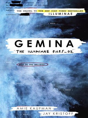 cover image of Gemina