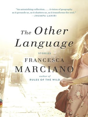 cover image of The Other Language