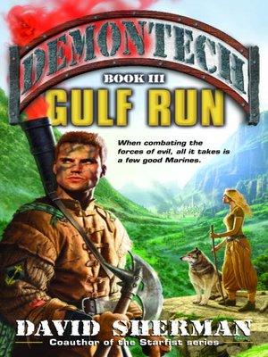 cover image of Gulf Run