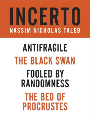 cover image of Incerto 4-Book Bundle