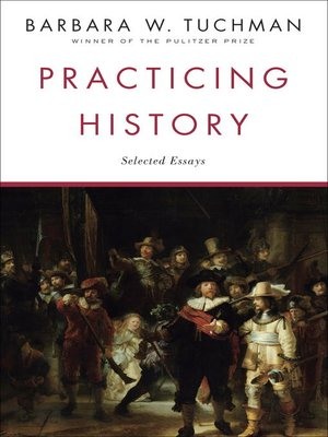 cover image of Practicing History