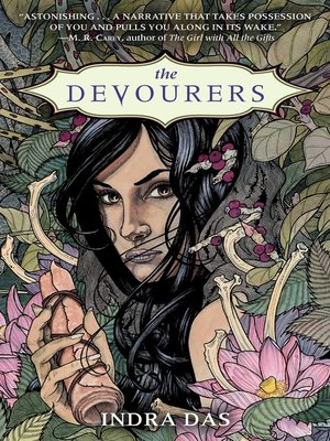 cover image of The Devourers