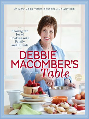 cover image of Debbie Macomber's Table