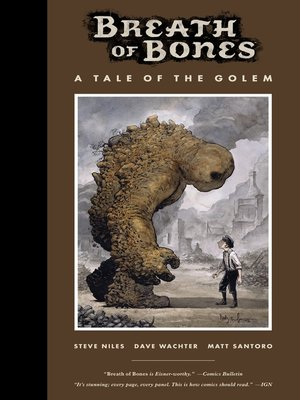cover image of Breath of Bones: A Tale of the Golem