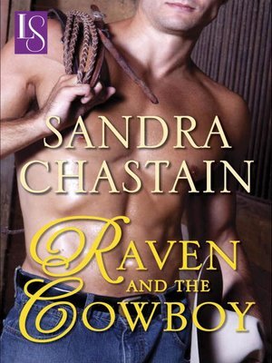 cover image of Raven and the Cowboy