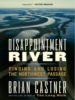 cover image of Disappointment River