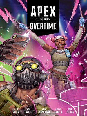 cover image of Apex Legends