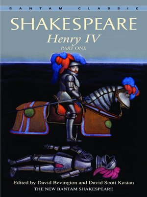 cover image of Henry IV, Part One