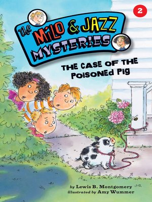 cover image of The Case of the Poisoned Pig (Book 2)