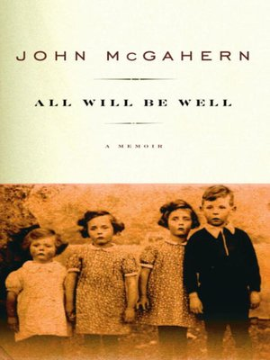 cover image of All Will Be Well