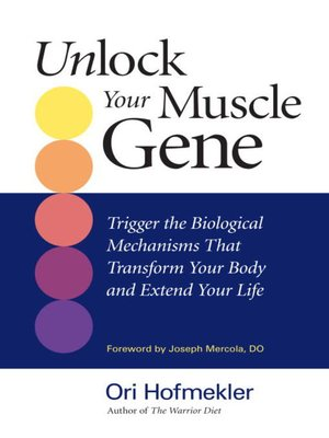 cover image of Unlock Your Muscle Gene