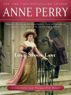 cover image of Long Spoon Lane
