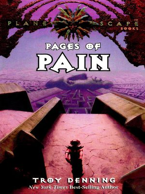 cover image of Pages of Pain