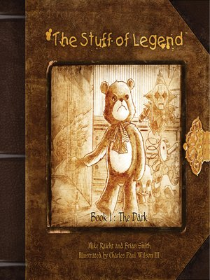 cover image of The Stuff of Legend, Book 1