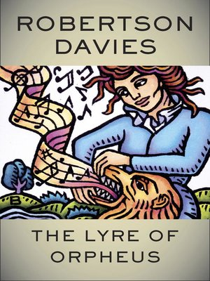cover image of The Lyre of Orpheus