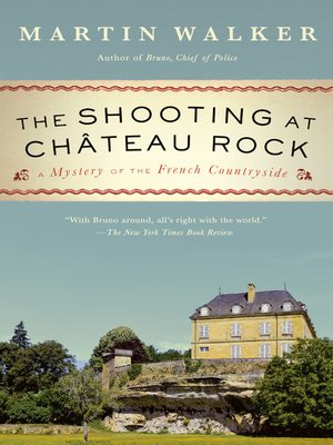 The Shooting at Chateau Rock Book Cover