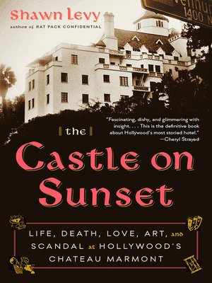 cover image of The Castle on Sunset