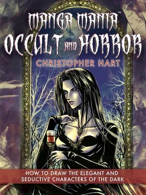 cover image of Manga Mania Occult & Horror