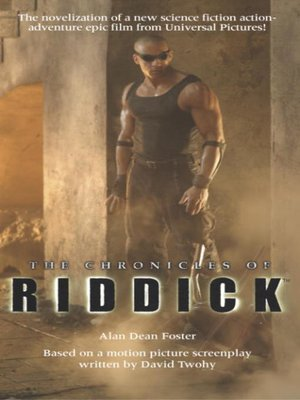 cover image of The Chronicles of Riddick