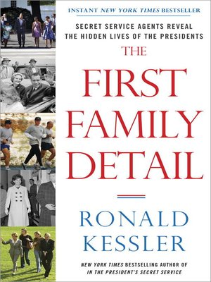 cover image of The First Family Detail