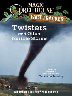 cover image of Twisters and Other Terrible Storms