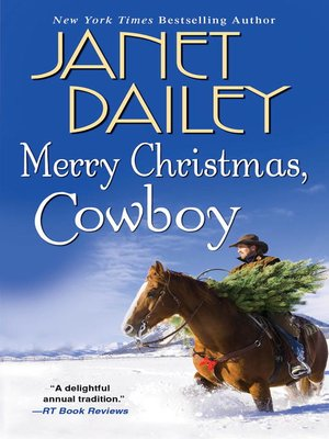 cover image of Merry Christmas, Cowboy