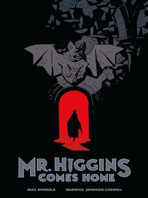 cover image of Mr. Higgins Comes Home
