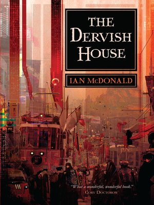 cover image of The Dervish House