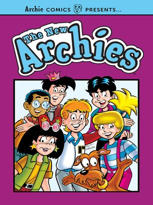 cover image of The New Archies