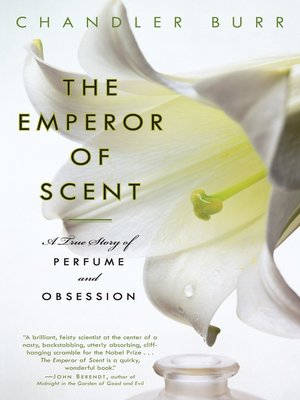 cover image of The Emperor of Scent