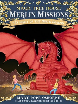 cover image of Night of the Ninth Dragon
