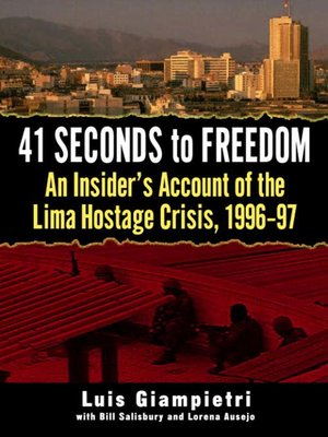 cover image of 41 Seconds to Freedom