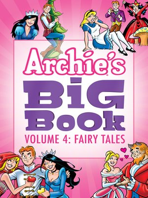 cover image of Archie's Big Book Volume 4