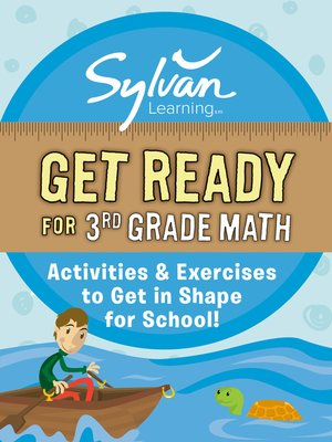 cover image of Get Ready for 3rd Grade Math