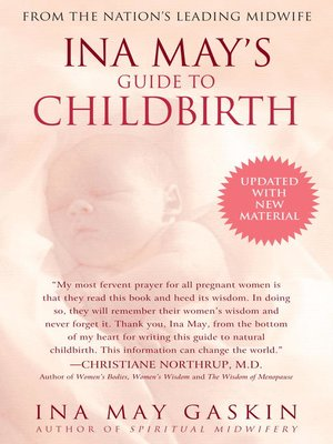 cover image of Ina May's Guide to Childbirth