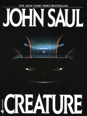 cover image of Creature