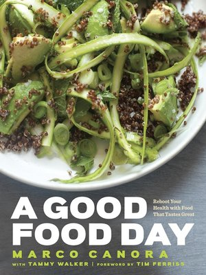 cover image of A Good Food Day