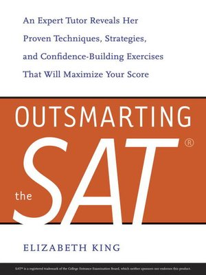cover image of Outsmarting the SAT