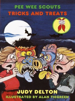 cover image of Tricks and Treats