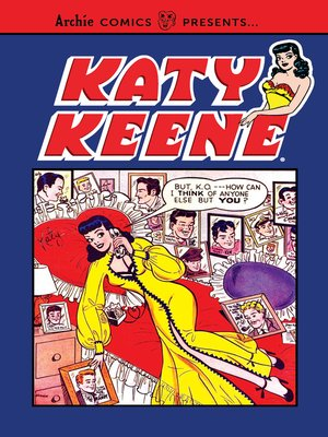 cover image of Katy Keene