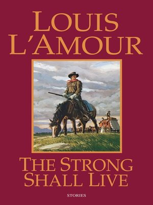 cover image of The Strong Shall Live