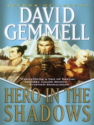 cover image of Hero in the Shadows