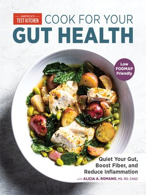 cover image of Cook for Your Gut Health