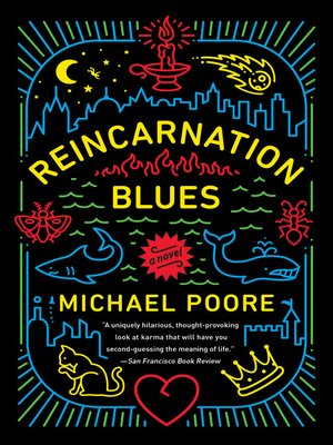 cover image of Reincarnation Blues