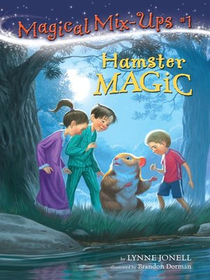 cover image of Hamster Magic