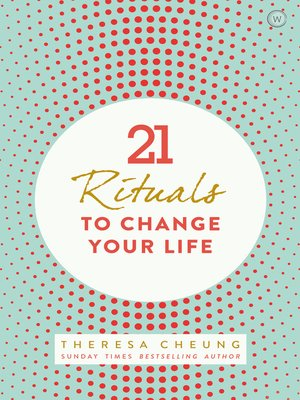 cover image of 21 Rituals to Change Your Life