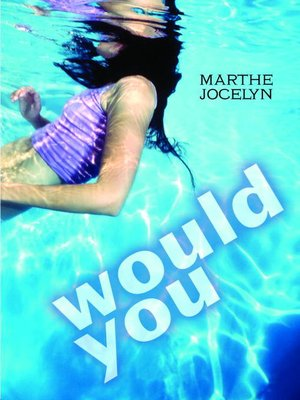 cover image of Would You